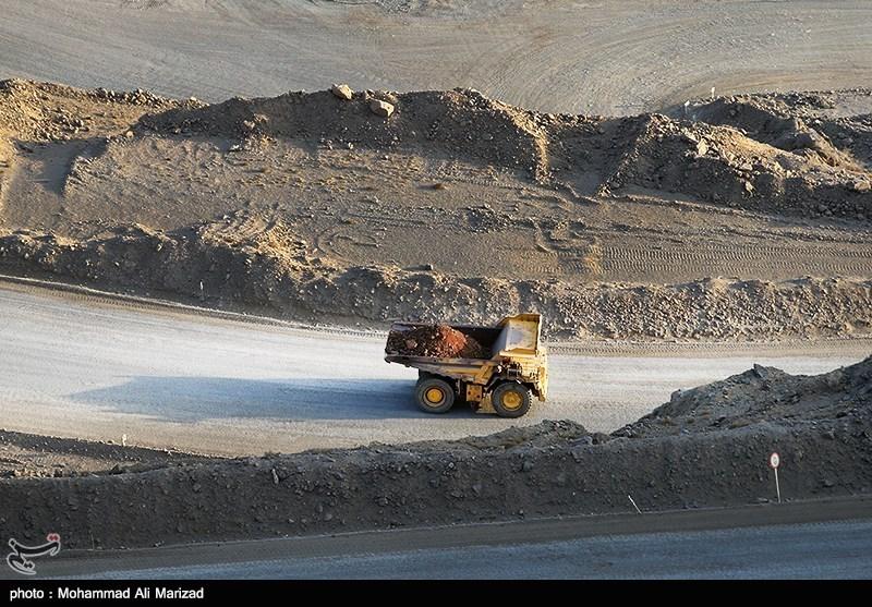 ایران در رتبه نهم جهان از نظر میزان ذخایر سنگ آهن قرار دارد