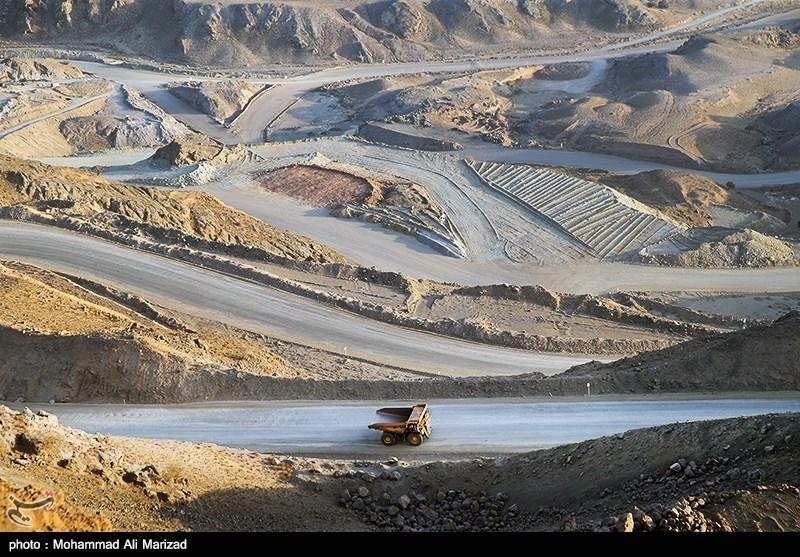 صادرات إیران من خام الحدید إلى الصین تحقق نمواً بنسبة 113 بالمئة