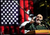 Iranian Commander: Israel Not Safe despite All Its Security Measures