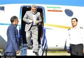 وزیر کشور وارد فرودگاه ایلام شد