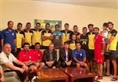 قدردانی تاج از بازی غیرتمندانه ساحلیبازان/ دیدار رئیس فدراسیون با رئیس توسعه فوتبال ساحلی فیفا