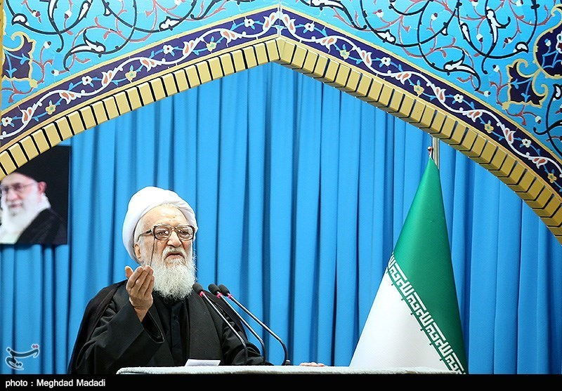 Iran to Harshly Respond to Any Wrongdoing by US, Cleric Warns