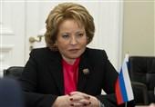 رئیس سنای روسیه: تروریستها نمیتوانند مردم ایران را بترسانند