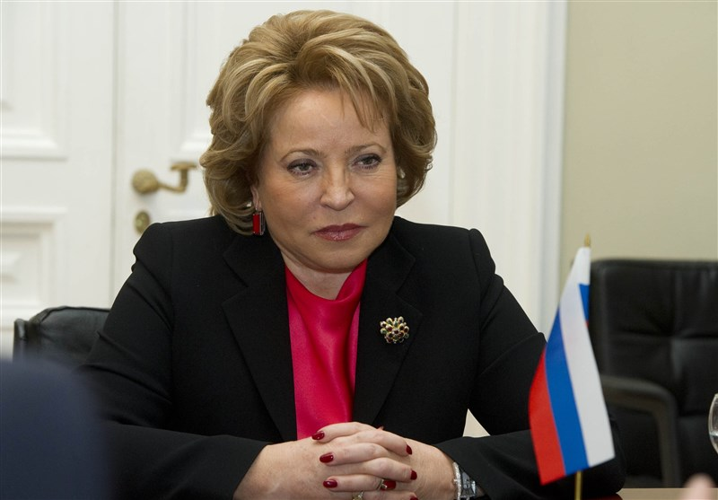 Russian Federation Council Chief Due in Iran Sunday