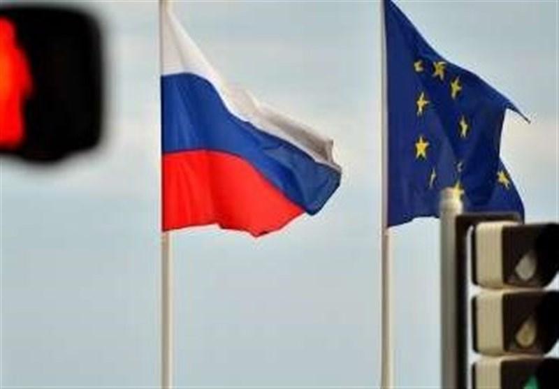روسیه اتحادیه اروپا