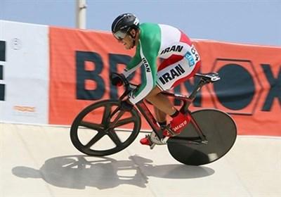 دوچرخه سواری پیست قهرمانی آسیا  دانشور از صعود به فینال باز ماند