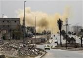 حلب آتش بس نقض