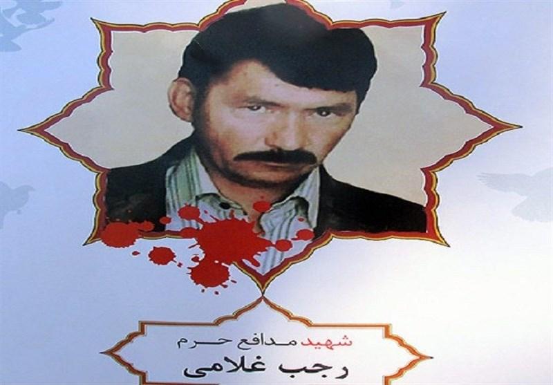 خاکسپاری پیکر شهید مدافع حرم «فاطمیون» در تهران+عکس