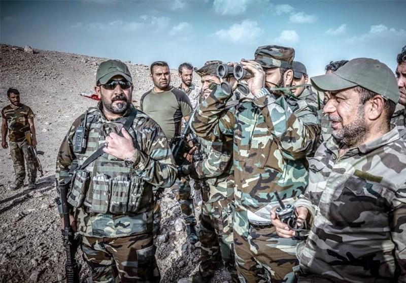 شیخ اکرم الکعبی در موصل