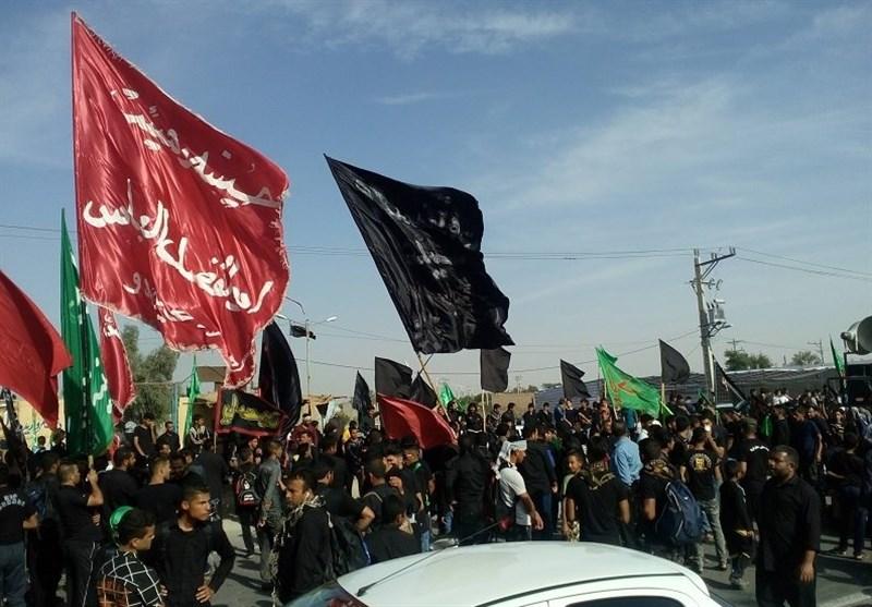 اخبار اربعین 98  79 هزار زائر اربعین از استان بوشهر عازم کربلا شدند