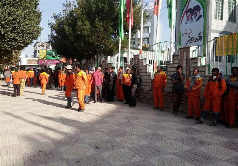 مطالبات نافرجام کارگران خدمات شهری شهرداری بندر امام (ره)