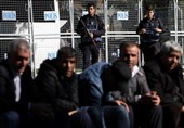 تظاهرات مخالفان دولت ترکیه در اعتراض به بازداشت نمایندگان کُرد
