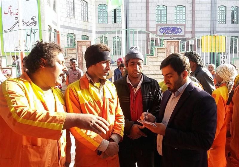 حقوق کارگران شهرداری یاسوج بعد از 36 ماه پرداخت شد