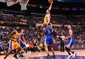 لیگ NBA| پیروزی لیکرز با مصدومیت جیمز/ راکتس از سد تاندر گذشت