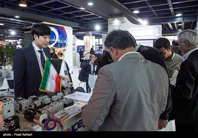 Int'l Electricity Show Starts Work in Iranian Capital