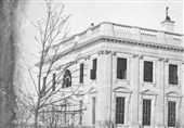 اولین عکس از کاخ سفید/ 1846