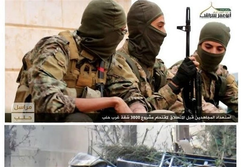 Eastern Aleppo Militants in Talks with Syrian Army on Terms of Surrender