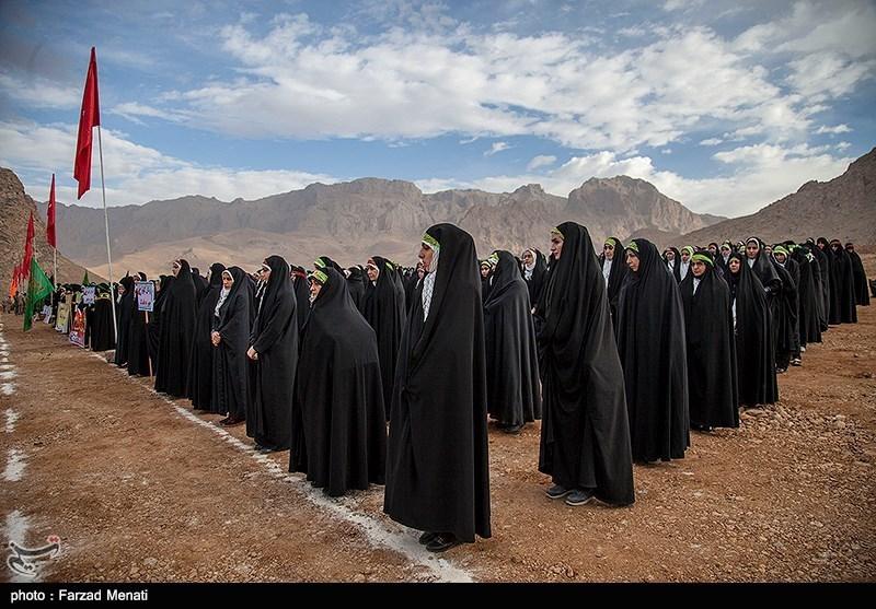 برگزاری تجمع 40 هزار نفری بسیجیان در ارومیه + تشریح برنامهها