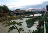 همه رودخانههای درونشهری ارومیه لایروبی شد