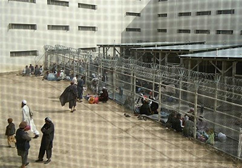 وجود 150 کودک و نوجوان افغانستانی در زندان آمریکایی «بگرام»