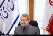 دیدار هیات نمایندگان مجلس تونس با علی لاریجانی