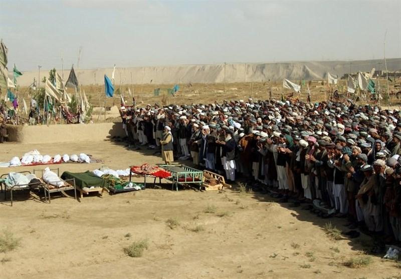الجیش الأمریکی یقر بقتل جنوده 33 مدنیا فی إقلیم قندوز بأفغانستان