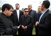 مراسم تشییع زنده یاد منصور پورحیدری - 1