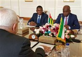 Iran, Togo Hold Diplomatic Talks in Tehran