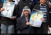 مراسم تشییع و تدفین پیکر زنده یاد منصور پورحیدری
