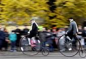 مسابقات دوچرخه سواری با دوچرخههای عجیب