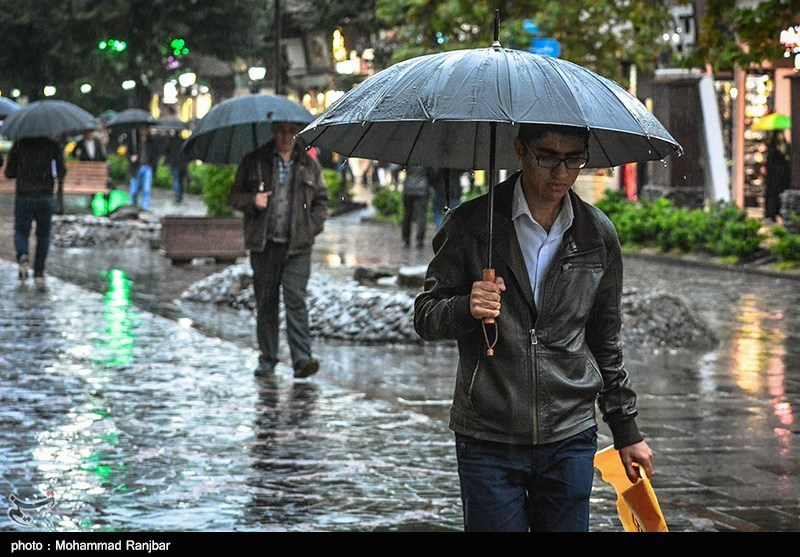 بارشهای پراکنده باران و برف در راه است/تهران زیر صفر میرود