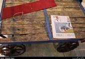 روزنامه خوانی در بیست و دومین نمایشگاه مطبوعات
