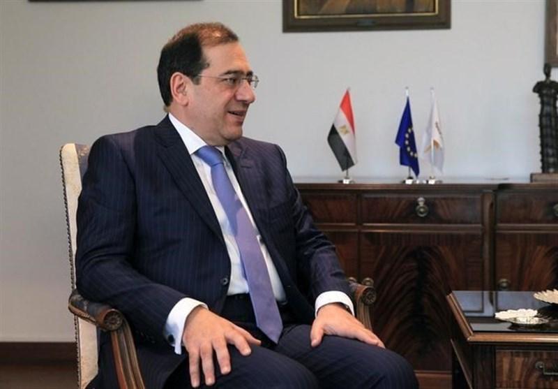 وزیر نفت مصر