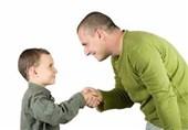ارتباط خوب والدین با فرزندان