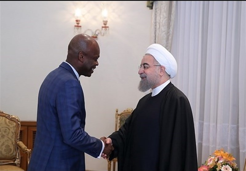 President Offers Iranian Private Sector's Help for Togo