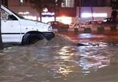 احتمال تگرگ و سیلاب در مناطق کوهپایهای