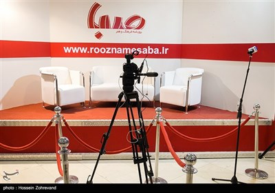 چهارمین روز بیست و دومین نمایشگاه مطبوعات (2)