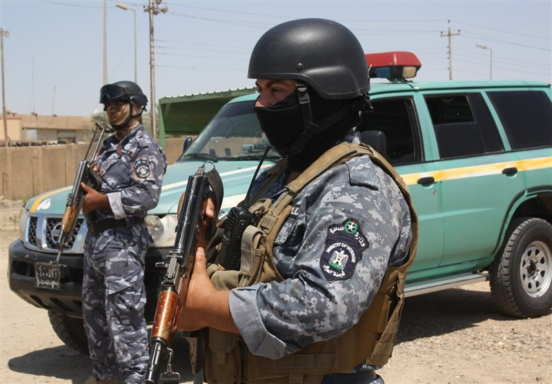 Iraqi Security Forces Foil Suicide Attacks on Samarra