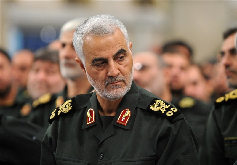 General Soleimani Awarded Iran's Highest Military Order