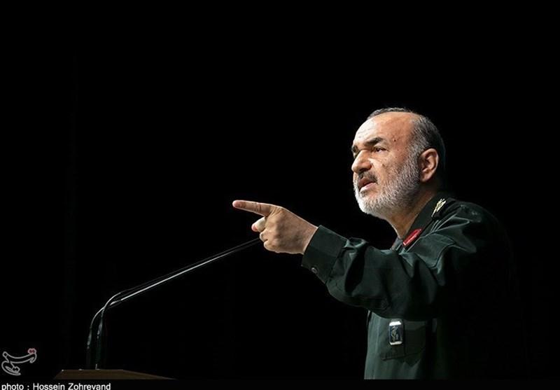 """جانشین فرمانده سپاه: نیروهای خارجی """"امنیت داخلی عربستان"""" را تامین میکنند"""