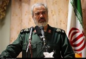 Iran's Sea Borders Patrolled by IRGC Vessels 24/7: Commander