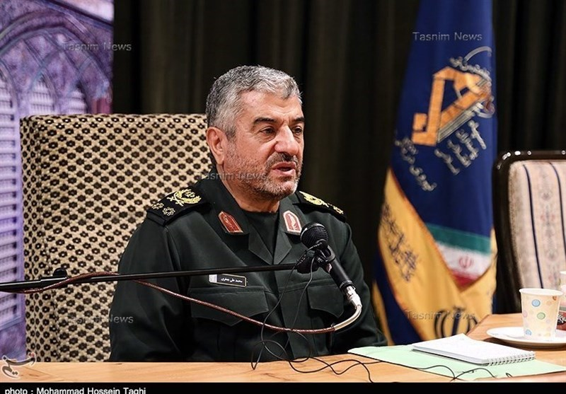 IRGC Commander Warns of Soft Threats