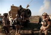 هلیبرن نیروهای آمریکایی در شرق یمن