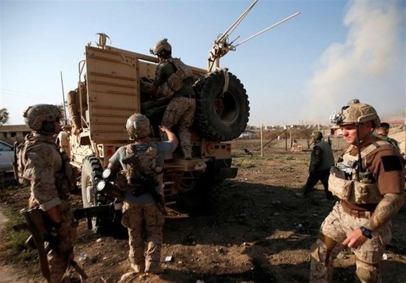 مشرقی افغانستان میں طالبان کے ہاتھوں 4 امریکی فوجی ہلاک