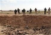 شام: تکفیری دہشت گردوں سے واپس لیے گئے علاقے میں اجتماعی قبر دریافت
