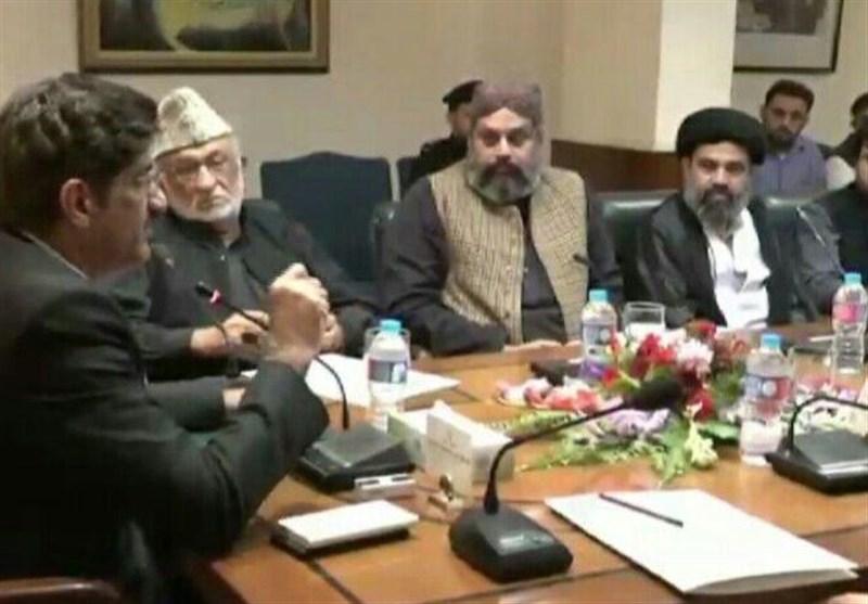 شیعہ برادری دہشت گردی کے خلاف جنگ میں تعاون کرے/ ویڈیو