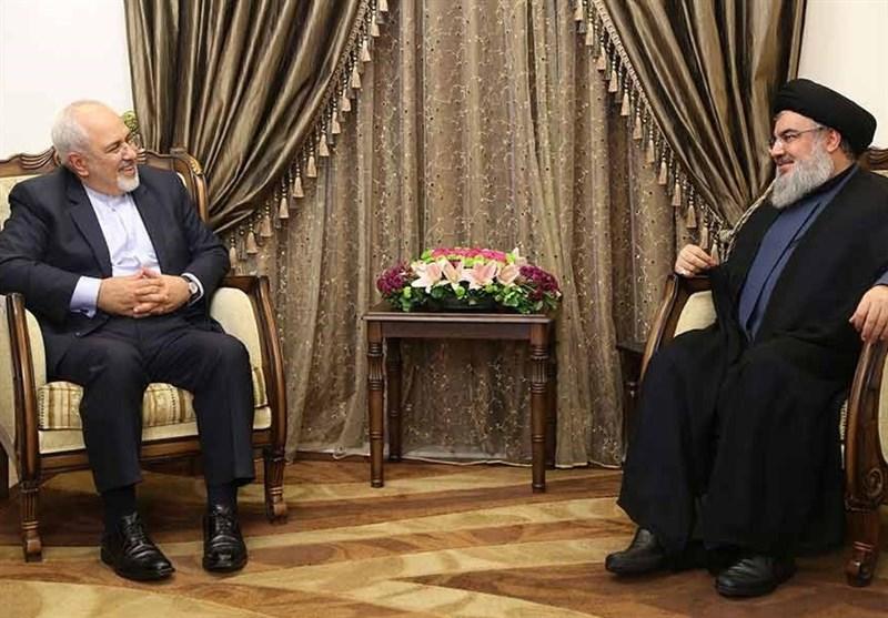 ظریف یلتقی السید نصرالله وسلام ویشارک بالملتقى الاقتصادی الایرانی اللبنانی