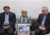 دیدار با خانواده شهید قدیرزاده