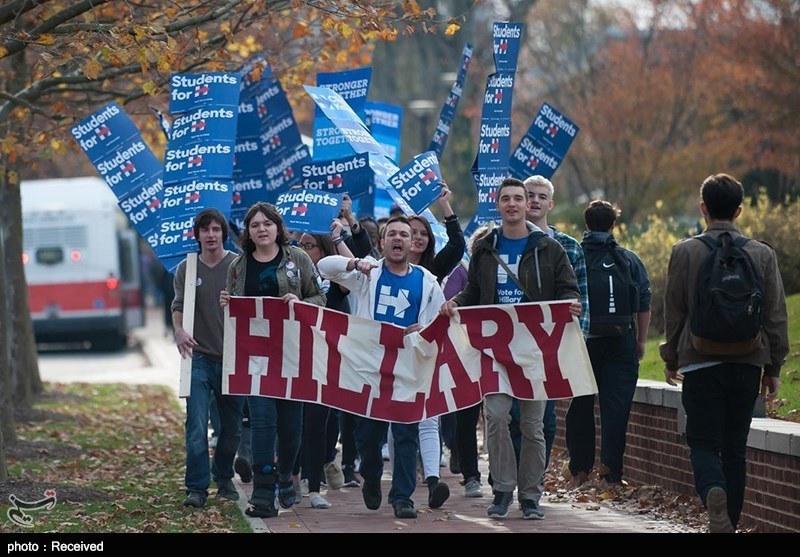 انتخابات ریاست جمهوری 2016 آمریکا