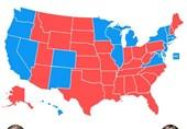نتیجه انتخابات آمریکا بازارهای مالی جهان را شوکه کرد